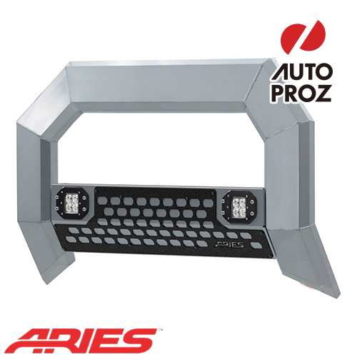 [USアリーズ 直輸入正規品] Aries フォード F-150 2004年式以降現行 ADVANTEDGEシリーズ LEDブルバー クロム