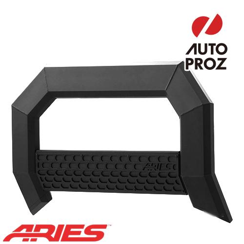 [USアリーズ 直輸入正規品] Aries フォード F-250/350/450/550 2017年式以降現行 ADVANTEDGEシリーズ ブルバー ブラック
