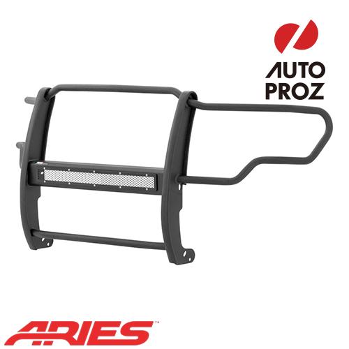[USアリーズ 直輸入正規品] Aries フォード F-150 2009-2014年式 PROシリーズ グリルガード LEDライトバーセット