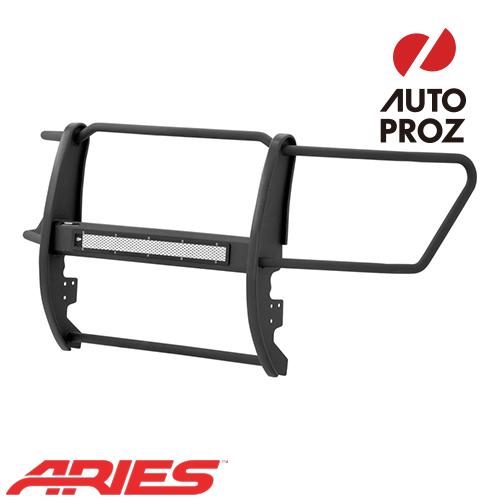 [USアリーズ 直輸入正規品] Aries フォード F-250/350/450/550 2011-2016年式 PROシリーズ グリルガード LEDライトバーセット