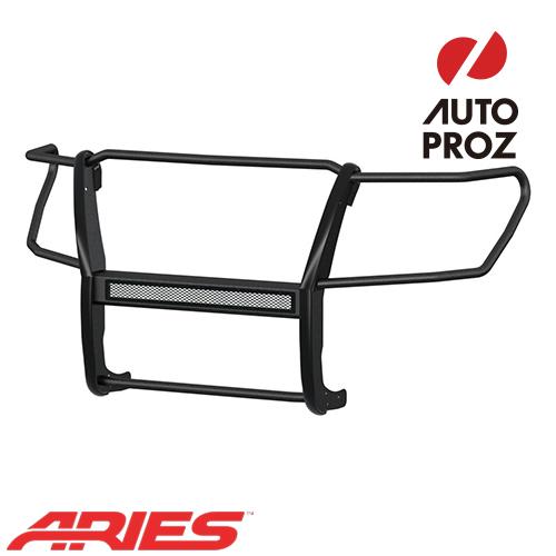 [USアリーズ 直輸入正規品] Aries ニッサン タイタン XD 2016年式以降現行 PROシリーズ グリルガード LEDライトバーセット