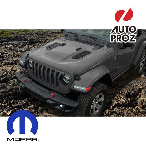 [Jeep/MOPAR 純正品] JLラングラー ハロゲンフェンダーフレア車両用ルビコン用ハイトップフェンダーフレア オーバーフェンダー 未塗装
