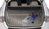 【USスバル直輸入純正品】SUBARU Impreza WRXインプレッサ WRX 2008-2011年5ドアモデル用カーゴトレイ カーゴマットアイボリー