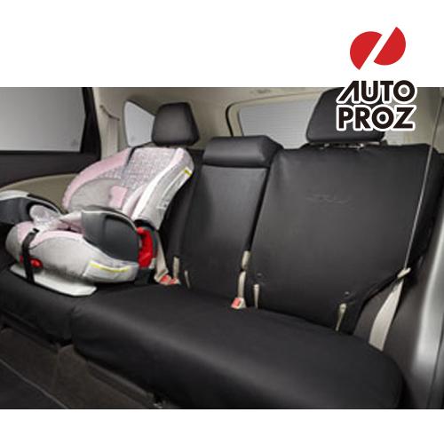 【USホンダ 直輸入純正品】HONDA CR-V 2012年式2列目用 シートカバー