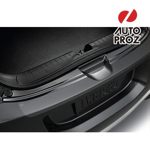 【USホンダ 直輸入純正品】HONDA ホンダ CR-Z2016年リアバンパーアップリケ