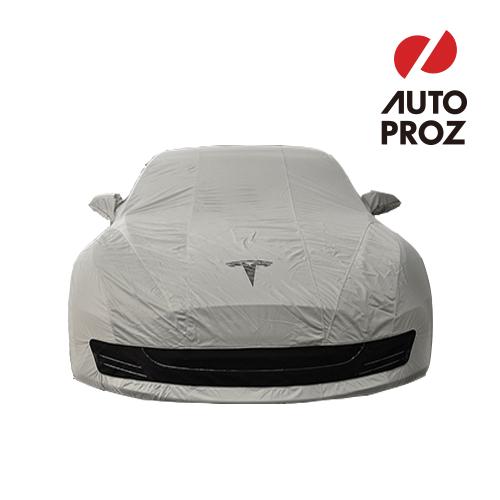 【US直輸入純正品】Tesla (テスラ) モデルS ボディカバー ホワイト