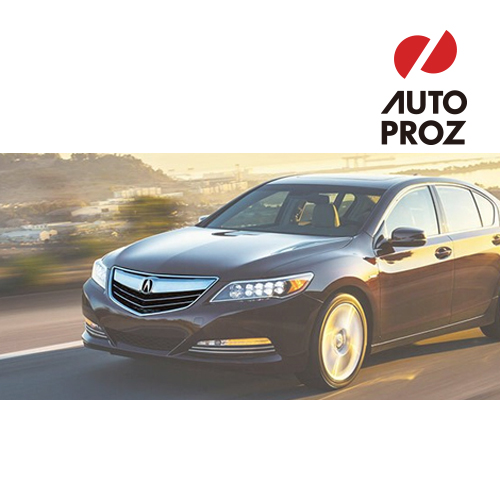 [Acura純正品] Acura RLX フロントグリル 3点セット