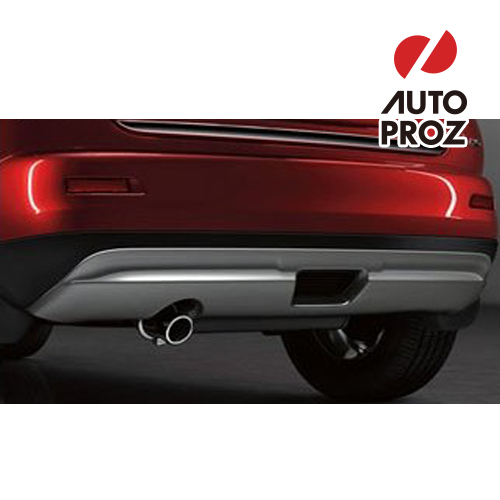 【US日産直輸入純正品】Nissan Juke 日産 ジューク2010年式以降 現行(平成22年式以降)リアアンダーガード(ボディプロテクター)