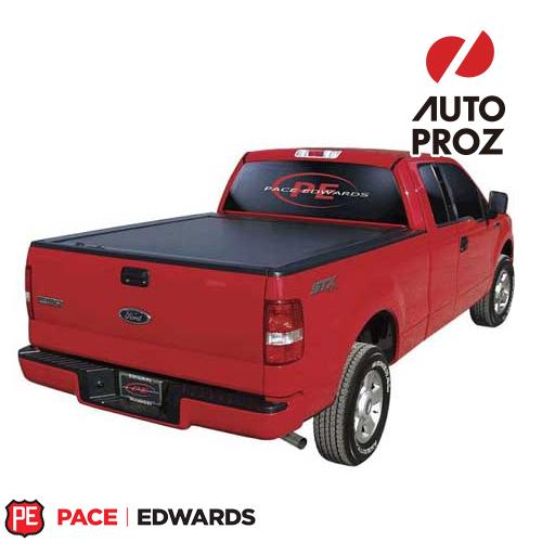 【US直輸入正規品】PACE EDWARDS (ペースエドワーズ) Jack Rabbit トノカバー Ford (フォード) F-Series LightDuty (F-シリーズ ライトデュティー) ショートベッド 6フィート5インチ用 2004-2012年