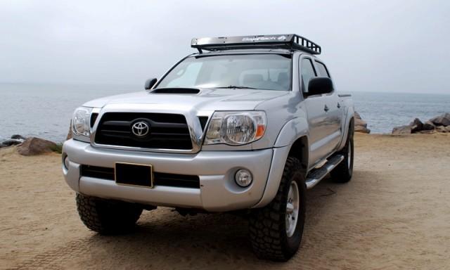 Baja Rack Bachrach TOYOTA Toyota Tacoma Tacoma four-door 2005-2016