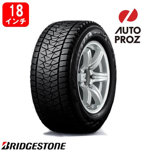 [USブリヂストン 直輸入正規品] 255/55R18 109Q Bridgestone Blizzak ブリザック DM-V2 スタッドレスタイヤ4本セット 製造国:日本