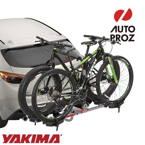 [YAKIMA 正規品] ツータイマー 2台積載 ※トランクヒッチ用バイクラック