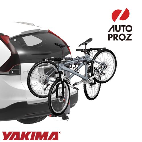 [YAKIMA 正規品] Lite Rider2 ライトライダー2 ヒッチマウントバイクキャリア (トランクヒッチ用サイクルキャリア) ※自転車2台搭載【工具不要・超軽量キャリア】 【自転車盗難防止ロックケーブル付】