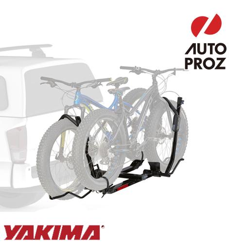 [YAKIMA 正規品] ホールドアップEVO 2台積載 50mm/2インチヒッチ角用 ※トランクヒッチ用バイクラック