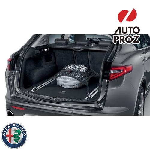 [Alfa Romeo 純正品]アルファロメオ ステルヴィオ トランクフロア カーゴネット