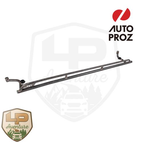 [LPAventure 正規品] スバル XV GT型 ロックスライダー/ロックガード 2個セット ベアメタル FLP-CTA-18-ROCK
