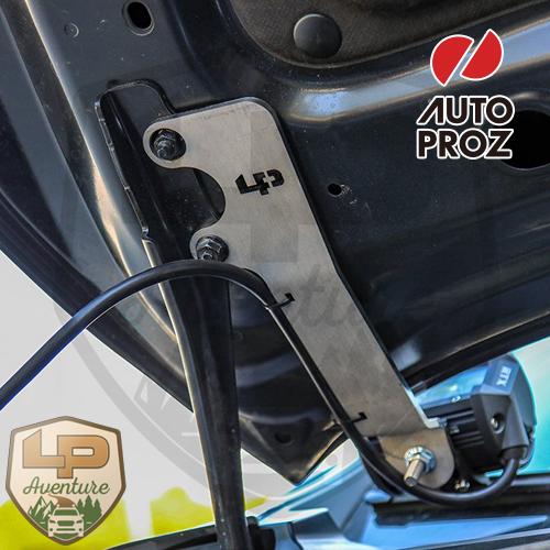[LPAventure 正規品] スバル スバル ベアメタル XV GT型 フッドライトブラケット XV 2個セット ベアメタル FLP-CTA-18-HBL-B, KAZOON カー用品:78440069 --- sunward.msk.ru