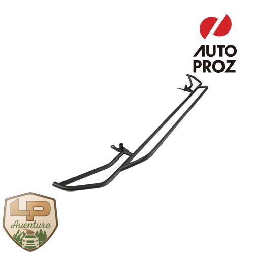 [LPAventure 正規品] トヨタ RAV4 2016-2018年式 バンパーガード パウダーコート FLP-RAV4-18BG-P