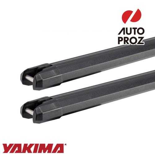 [YAKIMA 正規品] HDバーM60インチ(152cm)2本ブラック
