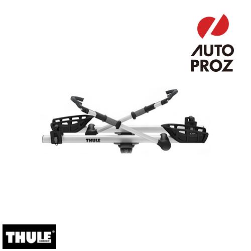 【USスーリー 直輸入正規品】 THULE ヒッチマウント T2 Pro アドオンサイクルキャリア(バイクキャリア/自転車ラック)※2インチヒッチメンバー取付車両用※自転車2台搭載可能