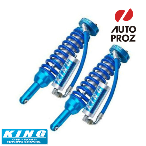 【キングショック 直輸入正規品】King Shock 4ランナー KDSS付き車にも適合 2010年式以降現行 パフォーマンスシリーズ コンプリートキット トヨタ OEM仕様 コイルオーバー ※フロントのみ
