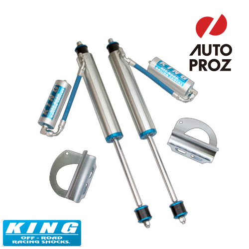 King Shock land cruiser 80 system performance series complete kit Toyota  OEM specifications 3-5 inches up shock absorber ※Only in the front desk