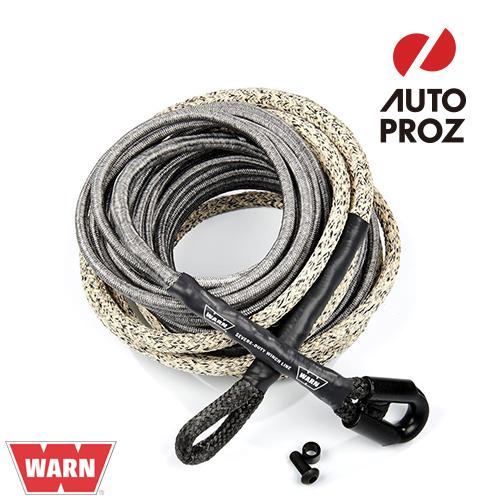 [WARN 正規品] 12-Sシリーズウインチ用 合成ロープ 12mm×21m