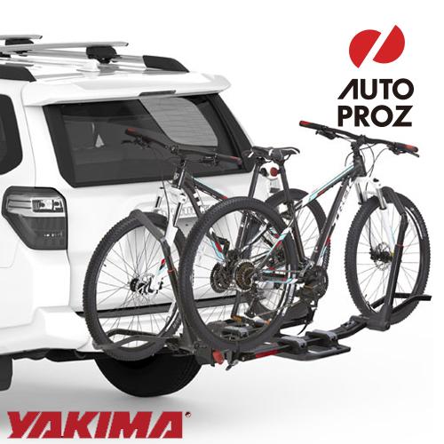 [YAKIMA 正規品] ドクタートレー 2台積載 31.8mm/1.25インチヒッチ角用 ※トランクヒッチ用バイクラック