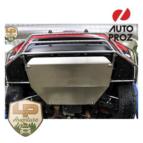 [LPAventure正規品] スバル XV GP型 2013-2017年 メインスキッドプレート ラリーワッシャー付き