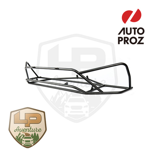 [LPAventure正規品] スバル XV GP型 2013-2017年 ビッグバンパーガード パウダーコート
