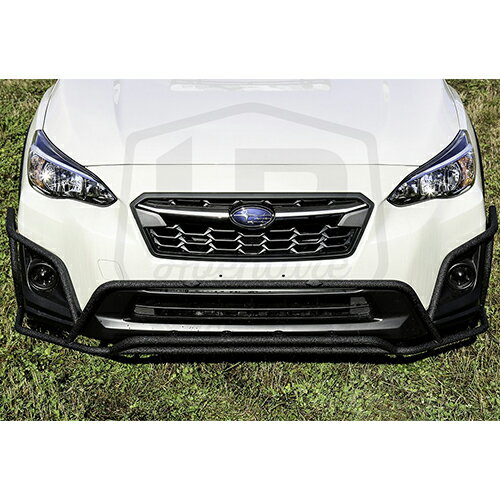 [LPAventure regular article] coat current big bumper guard powder after an  expression in Subaru XV GT type 2018
