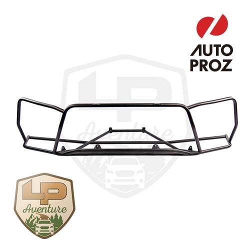 [LPAventure正規品] スバル フォレスター SJ型ターボ 2017年式以降現行 ビッグバンパーガード パウダーコート