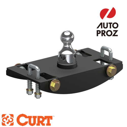 [CURT 正規品]Ram 2500/3500 2019年式以降現行用 OEMスタイル グースネックヒッチ メーカー保証付