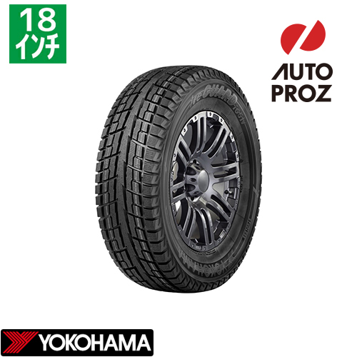 [USヨコハマ 直輸入正規品] 255/70R18 YOKOHAMA iceGUARD アイスガード iG51v スタッドレスタイヤ1本 製造国:日本