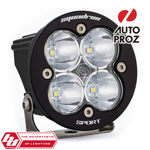 [BajaDesigns 正規品] Squadron-R Sportシリーズ LED スポットライト