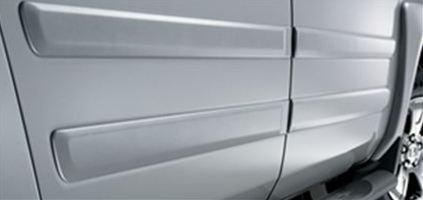 【USホンダ 直輸入純正品】Ridgeline(リッジライン)2006-2011ボディーサイドプロテクター