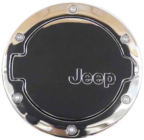 【USジープ直輸入純正 Wrangler】JEEP ジープJK Wrangler 2007年式以降 JKラングラー4ドア 2007年式以降 ジープJK 現行ガスドア(ビレットヒューエルドア/フューエルドアカバー)クロム, PRIMACLASSE JAPAN:63cefad1 --- sunward.msk.ru