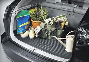 【USレクサス 直輸入純正品】Lexus RX330 2005-2006年 RX350 2007-2009年カーゴトレイ カーゴマット(ラゲッジ用ラバーマット カーゴトレー トランクマット)