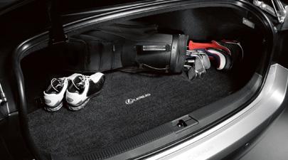 【USレクサス 直輸入純正品】Lexus GS300 2006年GS350 2007-2011年カーペットカーゴマット(ラゲッジマット トランクマット)