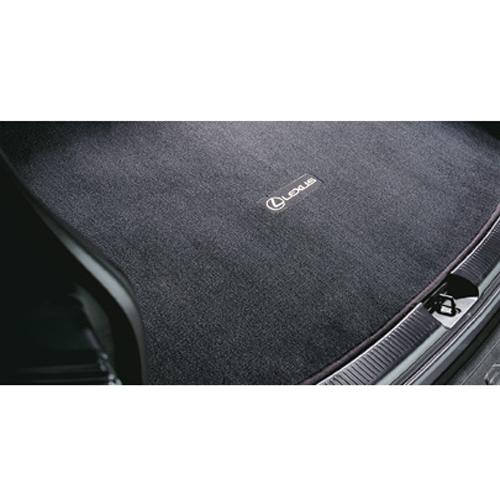 【USレクサス 直輸入純正品】Lexus レクサスGX470 3列目あり 2009年カーペットカーゴマット(ラゲッジマット トランクマット)※ダークグレー
