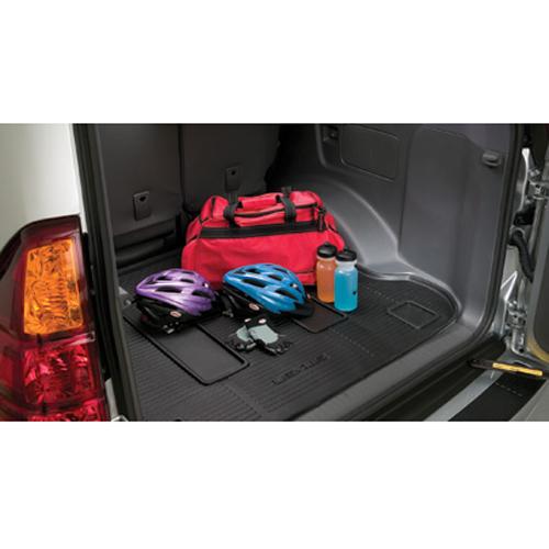 【USレクサス 直輸入純正品】Lexus レクサスGX470 2005-2009年カーゴトレイ カーゴマット(ラゲッジ用ラバーマット/カーゴトレー/トランクマット)※アイボリー
