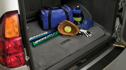 【USレクサス・直輸入純正品】Lexus GX4702003-2009年3列シートカーペットカーゴマット(ラゲッジマット・カーゴトレー・トランクマット)