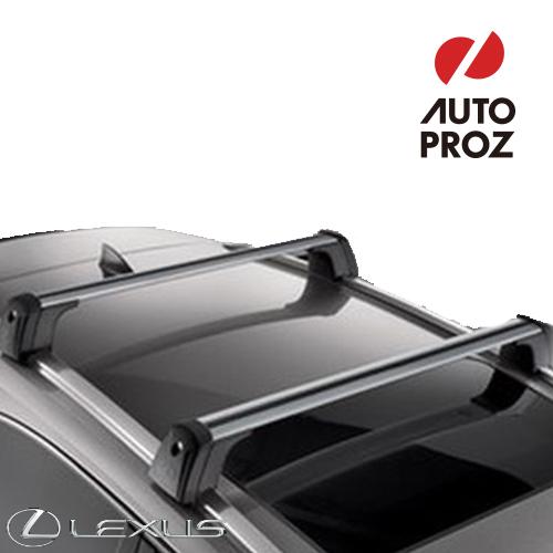 [Lexus 純正品] レクサス NX 2014年式以降現行 ルーフラック クロスバー