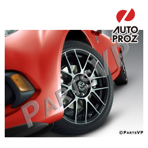 Mazda MX-5 2006 -2013, (Roadster) 17-inch aluminum wheel diamond cutting wheel 1