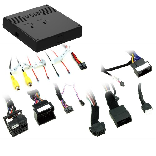 [METRA 正規品] AXXESS/アクセス アウディ コンサートラジオ搭載車 HDMI & カメラ インターフェイス