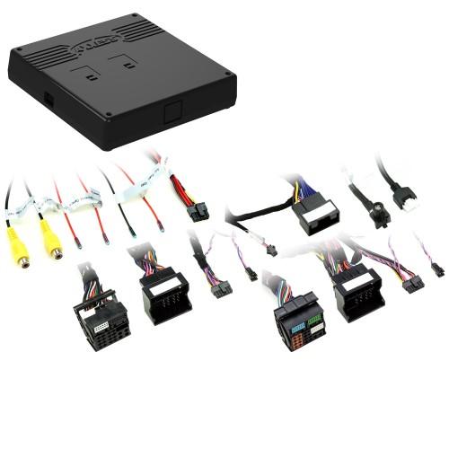 [METRA 正規品] AXXESS/アクセス アウディ A1(Typ 8X) コンサートラジオ搭載車 HDMI & カメラ インターフェイス10