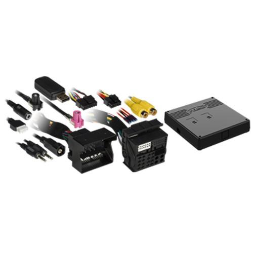 [METRA 正規品] AXXESS/アクセス BMW 1/3/5シリーズ,X5 カメラ & HDMI