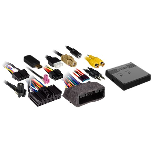 [METRA 正規品] AXXESS/アクセス フォード 2015年式以降現行 Sync 3搭載車 HDMI & カメラインターフェイス
