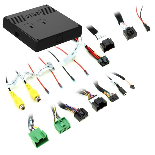[METRA 正規品] AXXESS/アクセス GMカメラ & HDMI 7インチ(17.8cm) マイリンク&インテリ