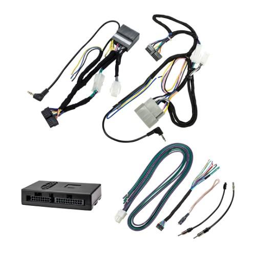 [METRA 正規品] AXXESS/アクセス クライスラー 2004年式以降現行 SWC搭載車 データ インターフェイス